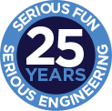 25 Years of Serious Fun, Serious Engineering