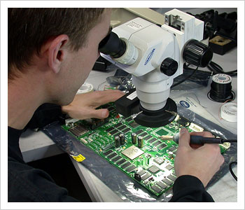 Electronics Manufacturing & Prototyping